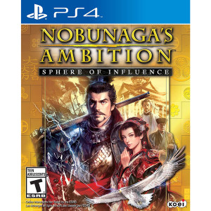 Nonabunga's Ambition Sphere of Influence Video Game for Sony PlayStation 4
