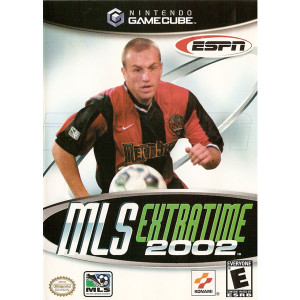 ESPN MLS Extra Time 2002 Video Game for Nintendo GameCube