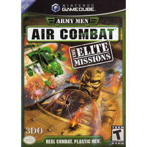Army Men Air Combat The Elite Missions Video Game for Nintendo GameCube