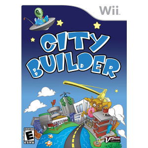 City Builder Video Game for Nintendo Wii