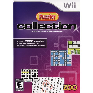 Puzzler Collection Video Game for Nintendo Wii