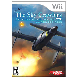 Sky Crawlers Innocent Aces Video Game for Nintendo Wii