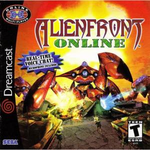 Alienfront Online Video Game for Sega Dreamcast