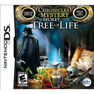 Chronicles of Mystery The Secret Tree of Life Video Game for Nintendo DS