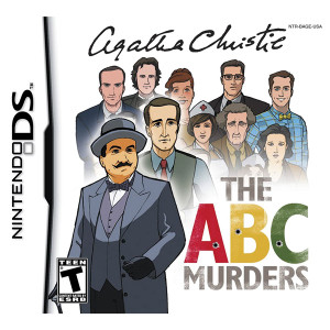 Agatha Christie The ABC Murders Video Game for Nintendo DS