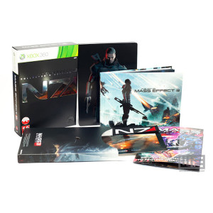 Complete Mass Effect 3 Collector's Edition Bundle Video Game for Microsoft Xbox 360