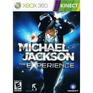 Michael Jackson The Experience Video Game for Microsoft Xbox 360