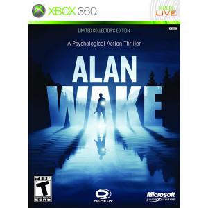Alan Wake Video Game for Microsoft Xbox 360