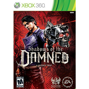 Shadows of the Damned Video Game for Microsoft Xbox 360