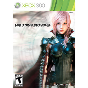 Lightning Returns Final Fantasy XIII Video Game for Microsoft Xbox 360