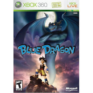 Blue Dragon Video Game for Microsoft Xbox 360