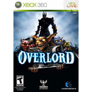 Overlord II Video Game for Microsoft Xbox 360