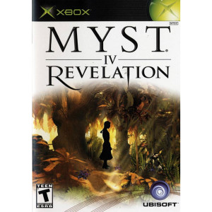 Myst IV Revelation Video Game for Microsoft Xbox