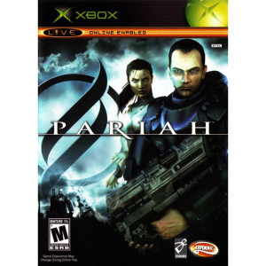 Pariah Video Game for Microsoft Xbox
