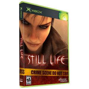 Still Life Video Game for Microsoft Xbox
