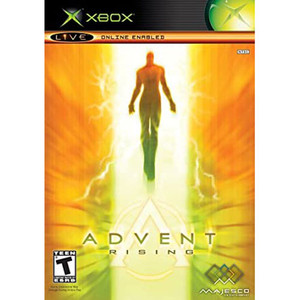 Advent Rising Video Game for Microsoft Xbox