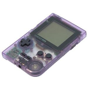 GameBoy Pocket System Atomic Purple