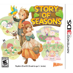 Story of Seasons Video Game for Nintendo 3DS