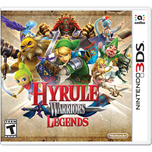 Hyrule Warriors Legends Video Game for Nintendo 3DS
