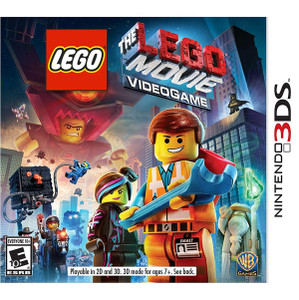 LEGO The LEGO Movie Videogame for Nintendo 3DS