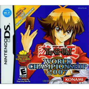 Yu-Gi-Oh! World Championship 2007 Video Game for Nintendo DS