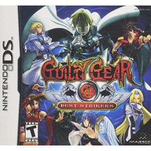 Guilty Gear Dust Strikers Video Game for Nintendo DS