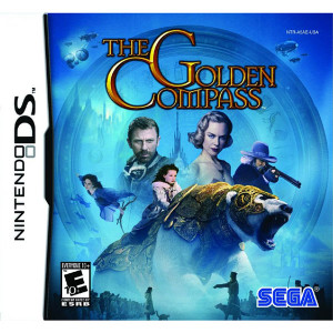 The Golden Compass Video Game for Nintendo DS