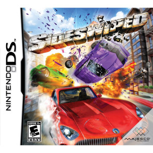 Sideswiped - DS Game