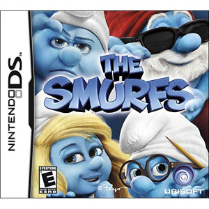The Smurfs Video Game for Nintendo DS