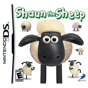 Shaun the Sheep Video Game for Nintendo DS