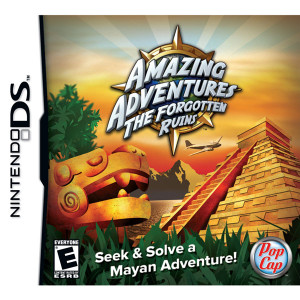 Amazing Adventures The Forgotten Ruins Video Game for Nintendo DS
