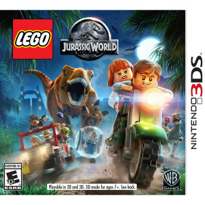 LEGO Jurassic World Video Game for Nintendo 3DS