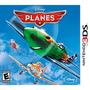 Planes Video Game for Nintendo 3DS