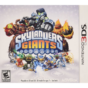 Skylanders Giants Video Game for Nintendo DS