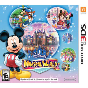 Disney Magical World Video Game for Nintendo 3DS