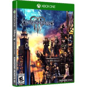Kingdom Hearts III Video Game for Microsoft Xbox One
