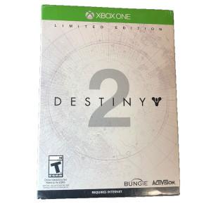 Complete Destiny 2 Limited Edition Bundle
