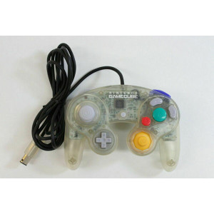 Clear Controller Accessory for GameCube/Wii