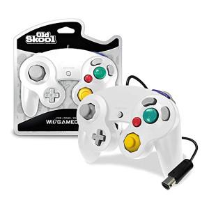 New White Replica Controller - GameCube / Wii