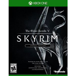 Skyrim Special Edition, Elder Scrolls V Video Game for Microsoft Xbox One