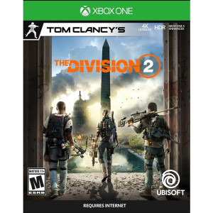 Tom Clancy's The Division 2 Video Game for Microsoft Xbox One