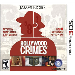 Hollywood Crimes Video Game for Nintendo 3DS
