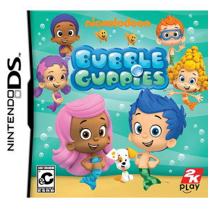 Bubble Guppies Video Game for Nintendo DS