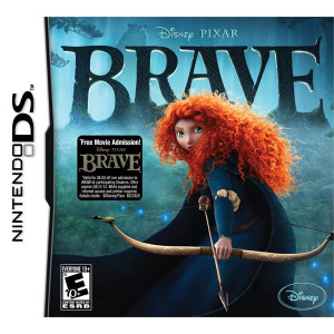 Brave Video Game for Nintendo DS