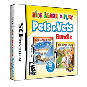 Pets & Vets Bundle Video Game for Nintendo DS