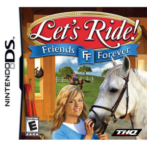 Let's Ride! Friends Forever Video Game for Nintendo DS