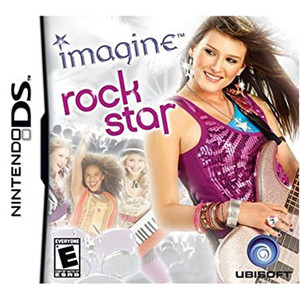 Imagine Rock Star Video Game for Nintendo DS