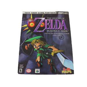 Legend of Zelda Majora's Mask - Brady Games Official Strategy Guide