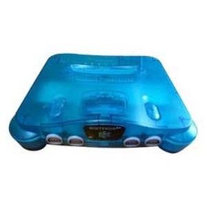 Nintendo 64 Player Pak Ice Blue