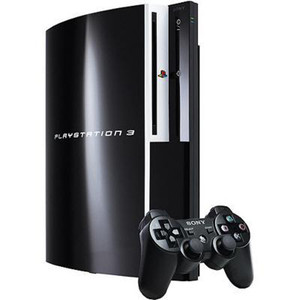 PlayStation 3 (PS3) System Player Pak w/ 1 Controller, Power Cord and HDMI Hookup